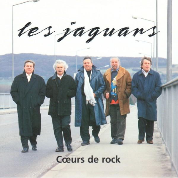 Album Coeurs de rock des Jaguars