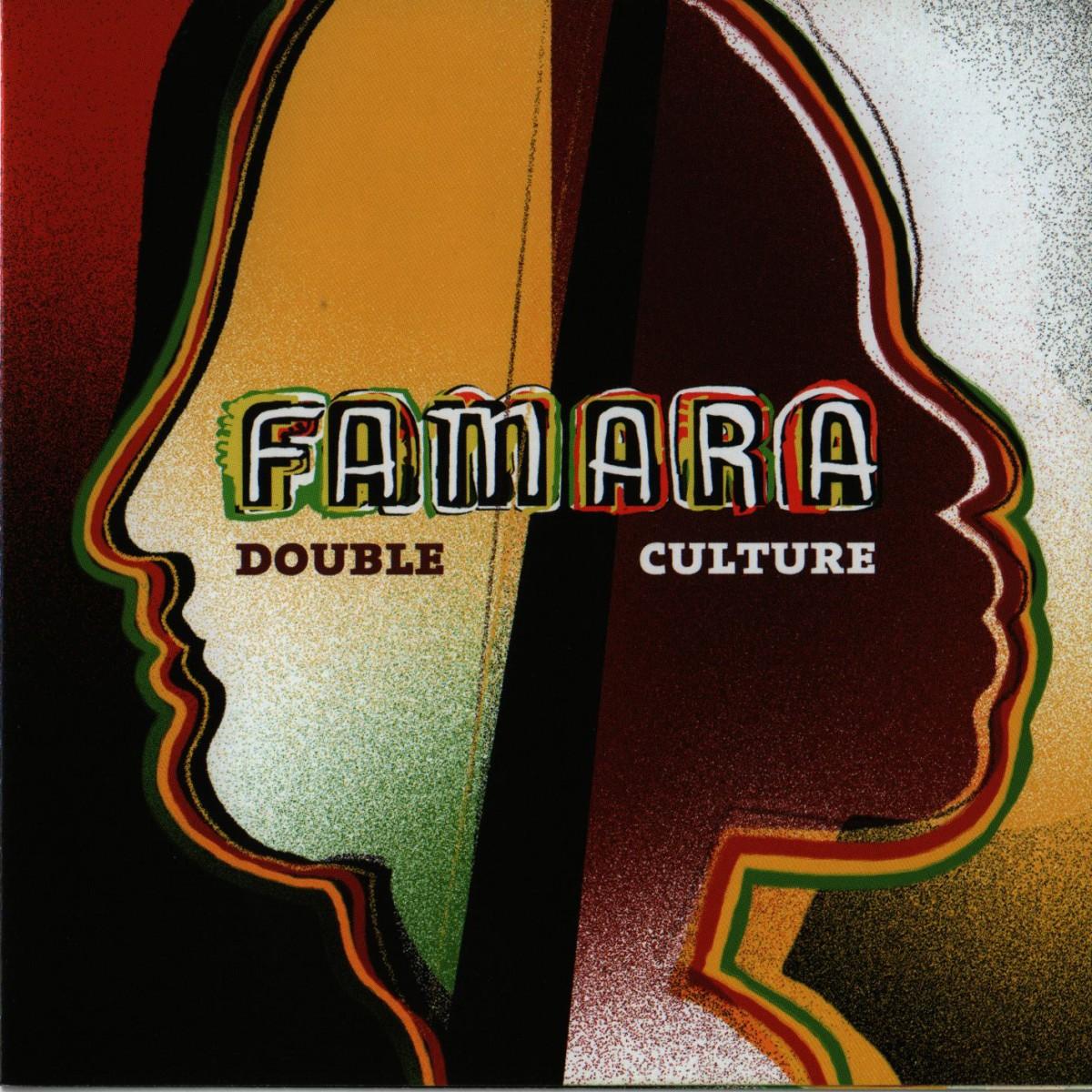 Album Double culture de Famara