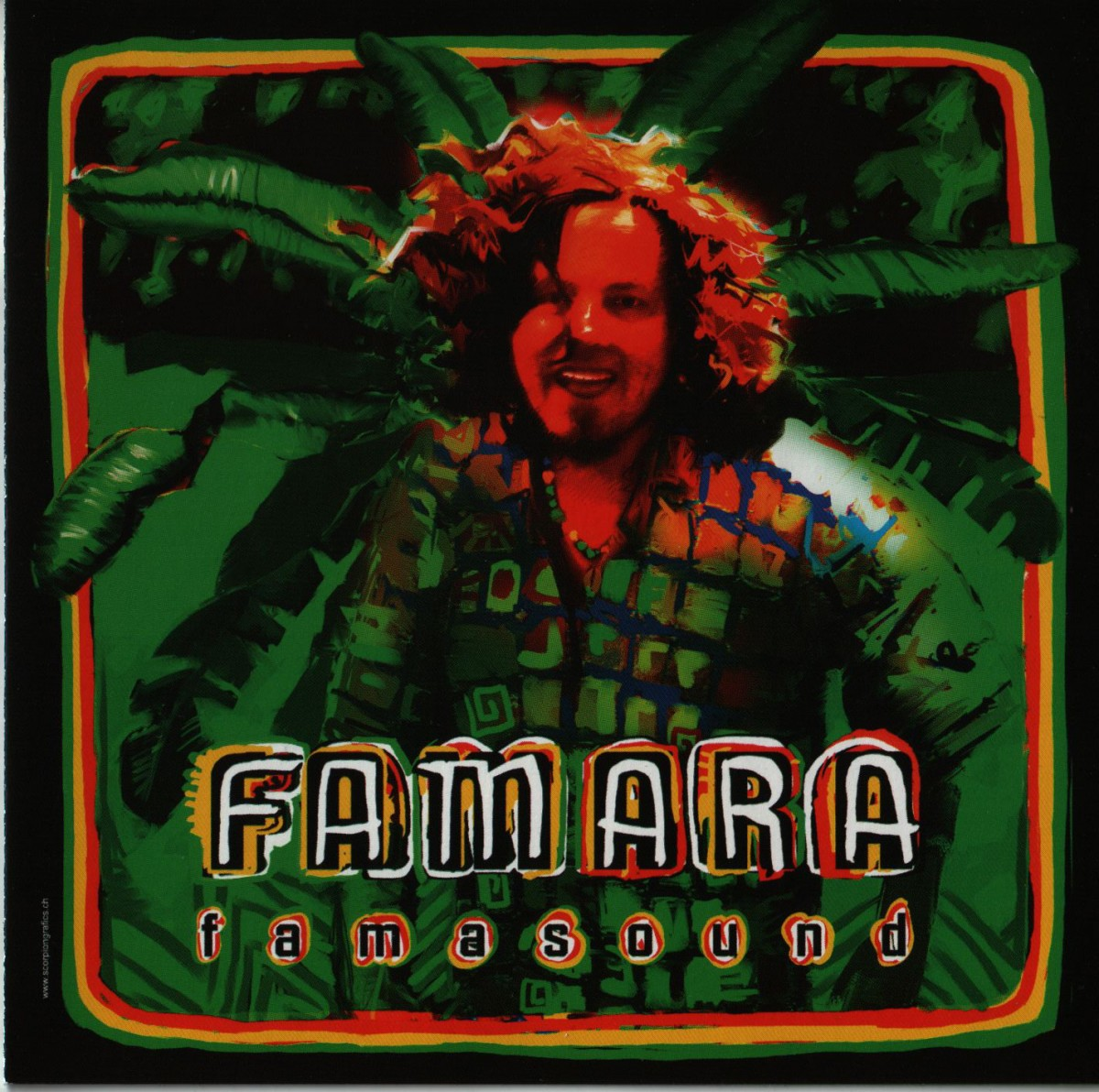 Album Famasound de Famara