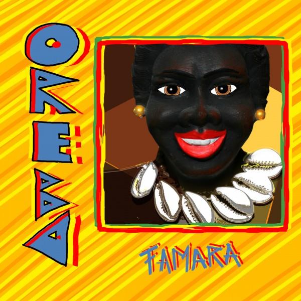 Album Oreba de Famara
