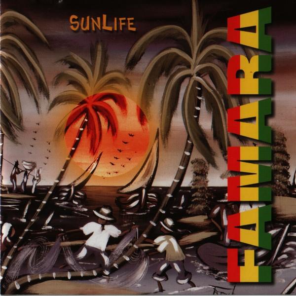 Album Sunlife de Famara